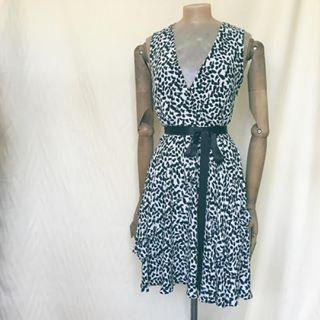 DKNY Vogue Pattern Dress