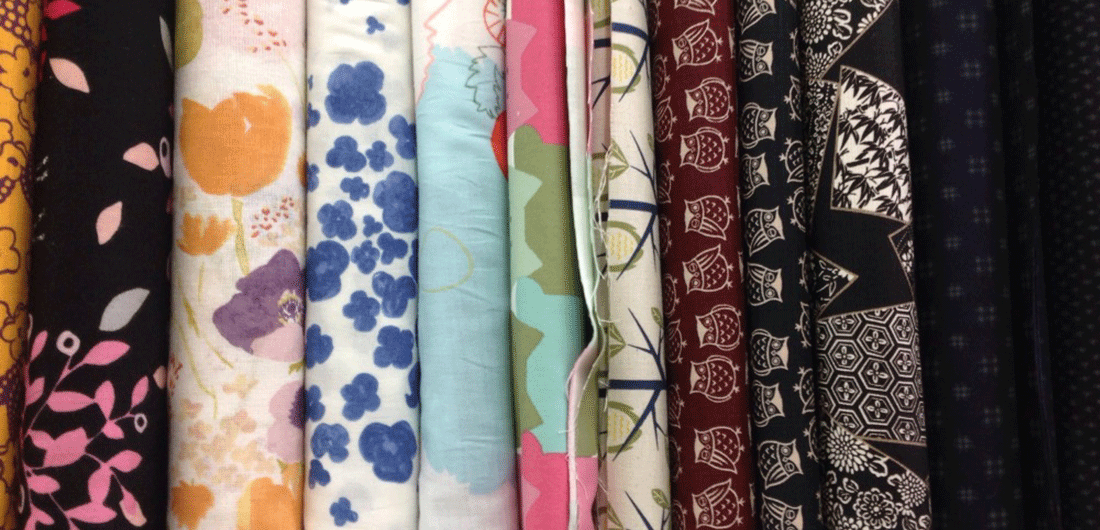 Wide Selection of Japanese Fabric