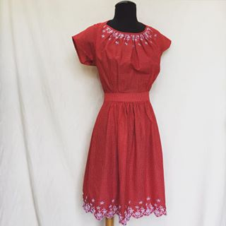 Decades of Style Dorothy Lara Dress at Piedmont Fabric