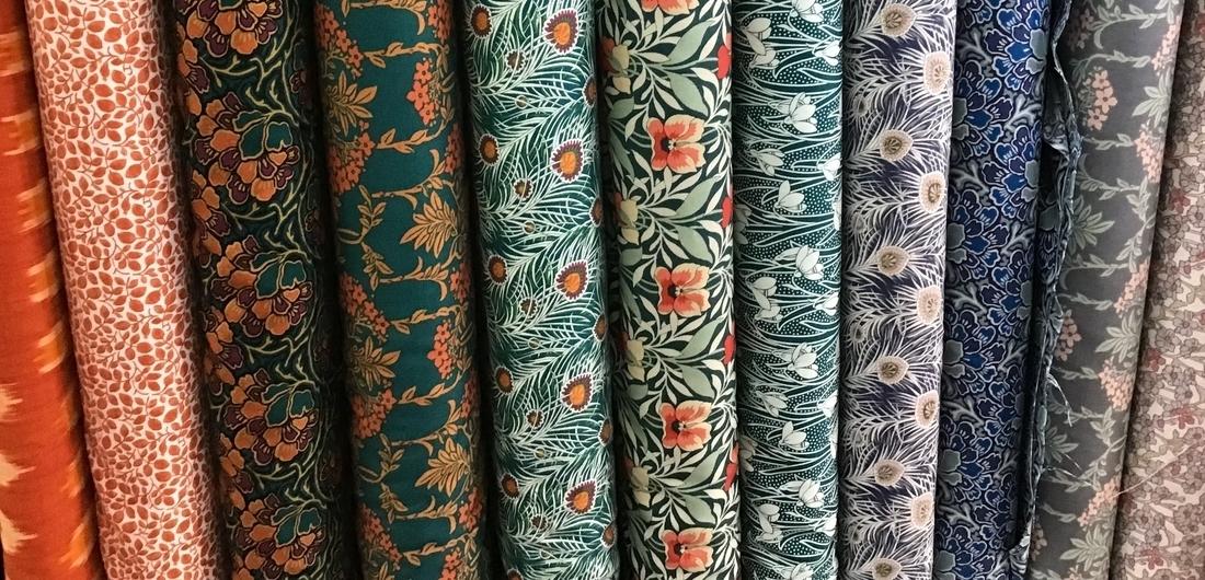 New Fabric Prints at Piedmont Fabric